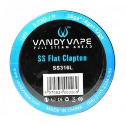 Clapton Plat Vandy Vape