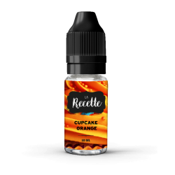 Concentre Cupcake Orange - Savouréa 10Ml