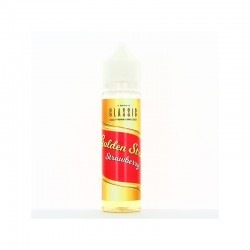 Golden Straw Classic E-Juice ZHC 50 ml