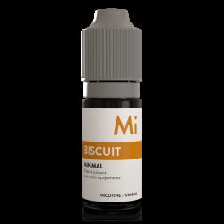Biscuit⎥ E-liquide Minimal 10 ml