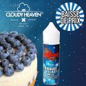 10X Blueberry Ballast Cloudy Heaven GF 50 ml