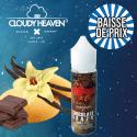 10X Chocolate Crazy Cloudy Heaven GF 50 ml