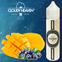 BLACK GEFERA Cloudy Heaven ZHC 50ml 0mg TPD EU