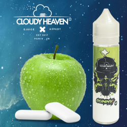 GUMMY GREEN Cloudy Heaven ZHC 50ml 0mg TPD EU