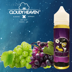 DOUBLE GRAPE Cloudy Heaven ZHC 50ml 0mg TPD EU