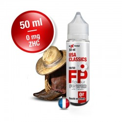 USA classic - 50/50 FLAVOUR POWER 50ml