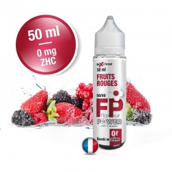 Fruits Rouges - Flavour Power ZHC 50 ml