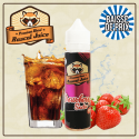 10X Strawberry Soda Rascal Juice ZHC 50 ml