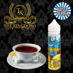 10X Ice Tea Lemon The Kingdoms GF 50 ml