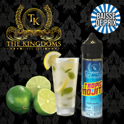 10X Tropic Mojito The Kingdoms GF 50 ml