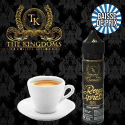 Royal Expresso The Kingdoms ZHC 50ml TPD EU