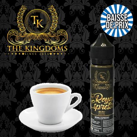 Royal Expresso The Kingdoms ZHC 50ml TPD EU