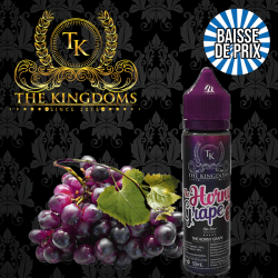 10X Horny Grape The Kingdoms GF 50 ml