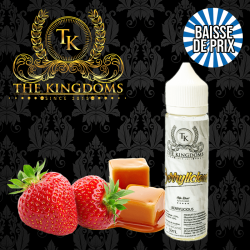 Berrylicious The Kingdoms ZHC 50ml TPD EU