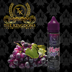 Horny Grape The Kingdoms ZHC 50ml TPD EU