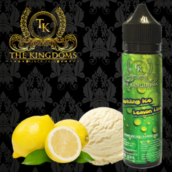 Sparkling Lemon Ice The Kingdoms ZHC 50ml TPD EU
