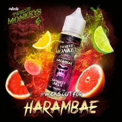 Harambae Twelve Monkeys ZHC 50 ml