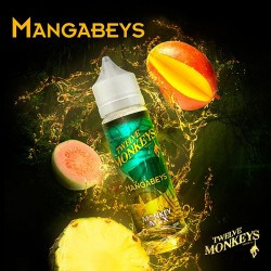 Mangabeys Twelve Monkeys ZHC 50 ml