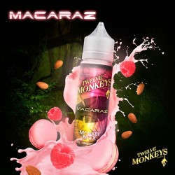 Macaraz Twelve Monkeys ZHC 50 ml