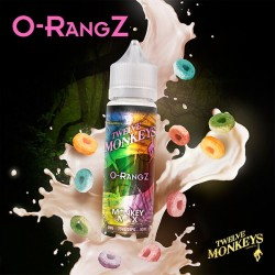 O-Rangz Twelve Monkeys ZHC 50 ml