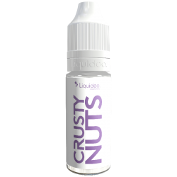 Crusty Nuts E-liquide Liquideo - 10 ml
