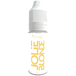 Jolie Blonde E-liquide Liquideo - 10 ml