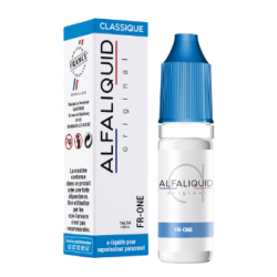 eLiquide FR-One Alfaliquid - 10 ml