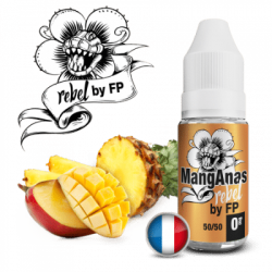 Manganas Rebel By FP 10ml