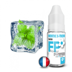 Menthe X-trem FLAVOUR POWER 10ml 50/50