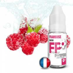 Framboise FLAVOUR POWER 10ml 50/50