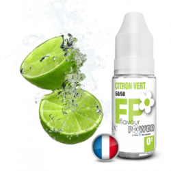 Citron Vert Flavour Power 10 ml 50/50