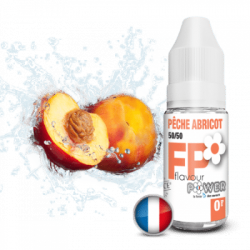 Pêche-abricot Flavour Power 10 ml 50/50