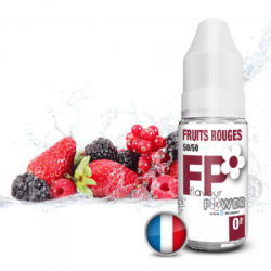 Fruits rouges FLAVOUR POWER 10ml 50/50