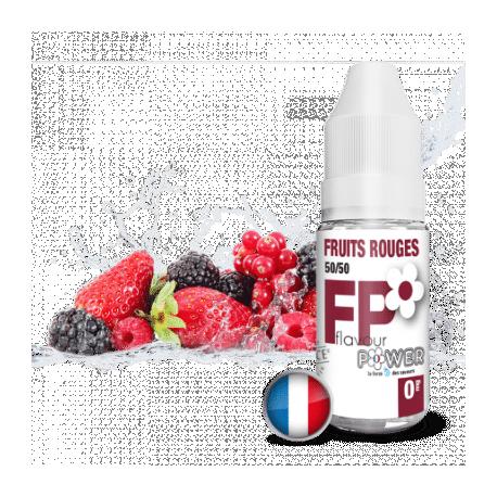 Fruits rouges FLAVOUR POWER 10ml 50/50