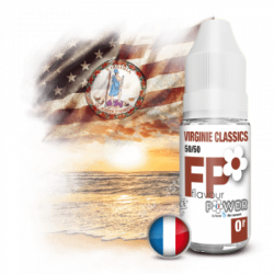 Virginie Classics FLAVOUR POWER 10ml 50/50