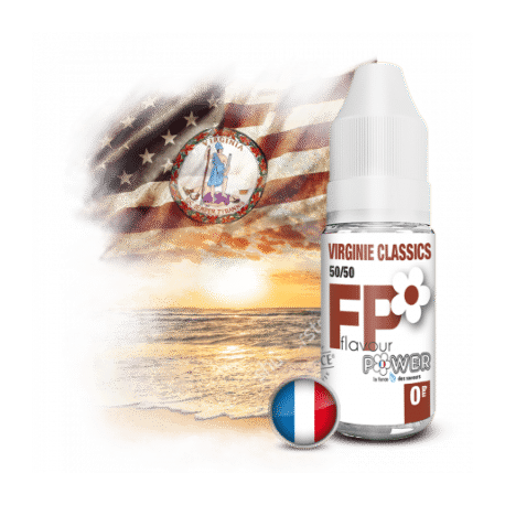 Saveur classique Virginie Classics Flavour Power - 10 ml