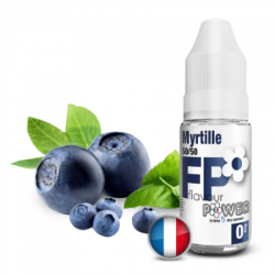 Myrtille Flavour Power 10 ml 50/50