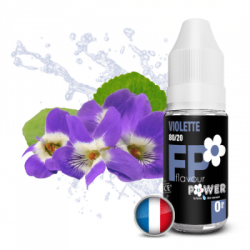 5 x violette Flavour Power - 10 ml