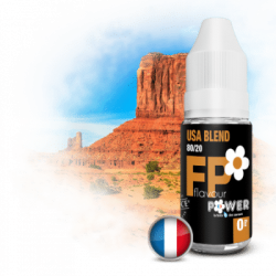 Saveur classique USA Blend Flavour Power PG/VG 80/20