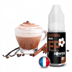 Café Moka Flavour Power 10 ml PG/VG 80/20