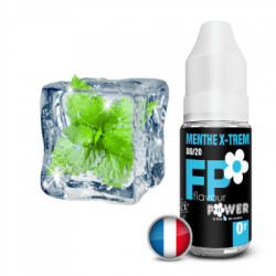 Menthe X-trem Flavour Power 10 ml PG/VG 80/20