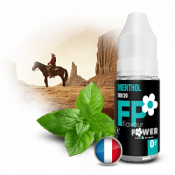 Menthol FLAVOUR POWER 10ml PG/VG 80/20