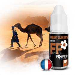 Orient Classics FLAVOUR POWER 10ml PG/VG 80/20