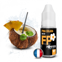 Pina colada FLAVOUR POWER 10ml PG/VG 80/20