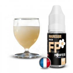 Mauresque FLAVOUR POWER 10ml PG/VG 80/20