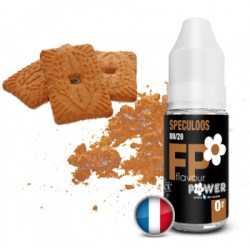 Spéculoos FLAVOUR POWER 10ml 80/20