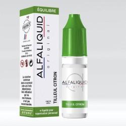 eLiquide Tilleul Citron Alfaliquid - 10 ml