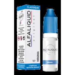 eLiquide Classique Virginia Alfaliquid - 10 ml