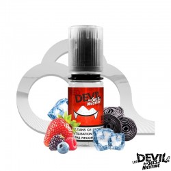 Red DEVIL - Sel de nicotine AVAP