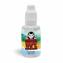 Concentré Tropical island Vampire Vape 30 ml TPD EU